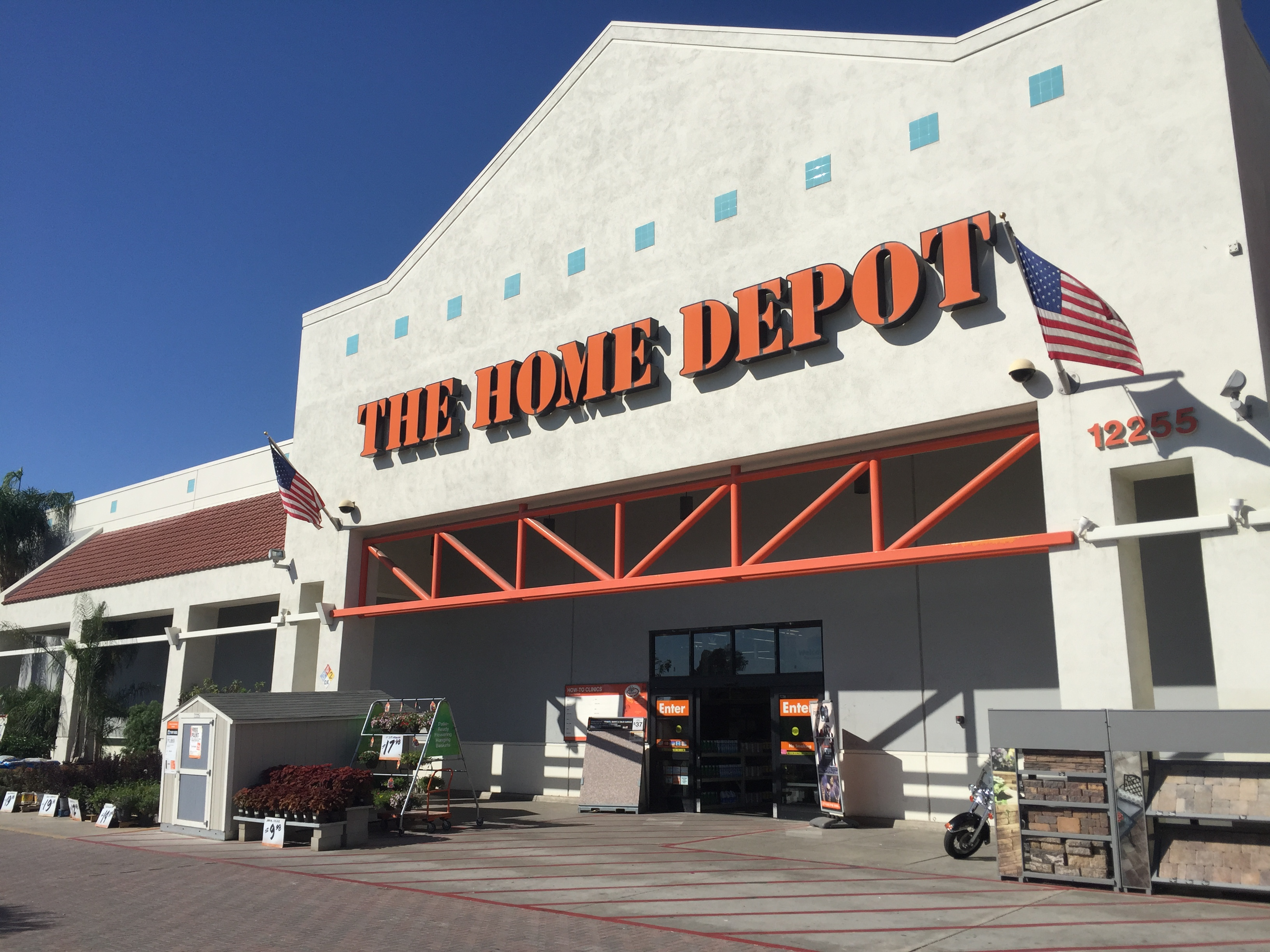 the home depot moreno valley california ca. Black Bedroom Furniture Sets. Home Design Ideas