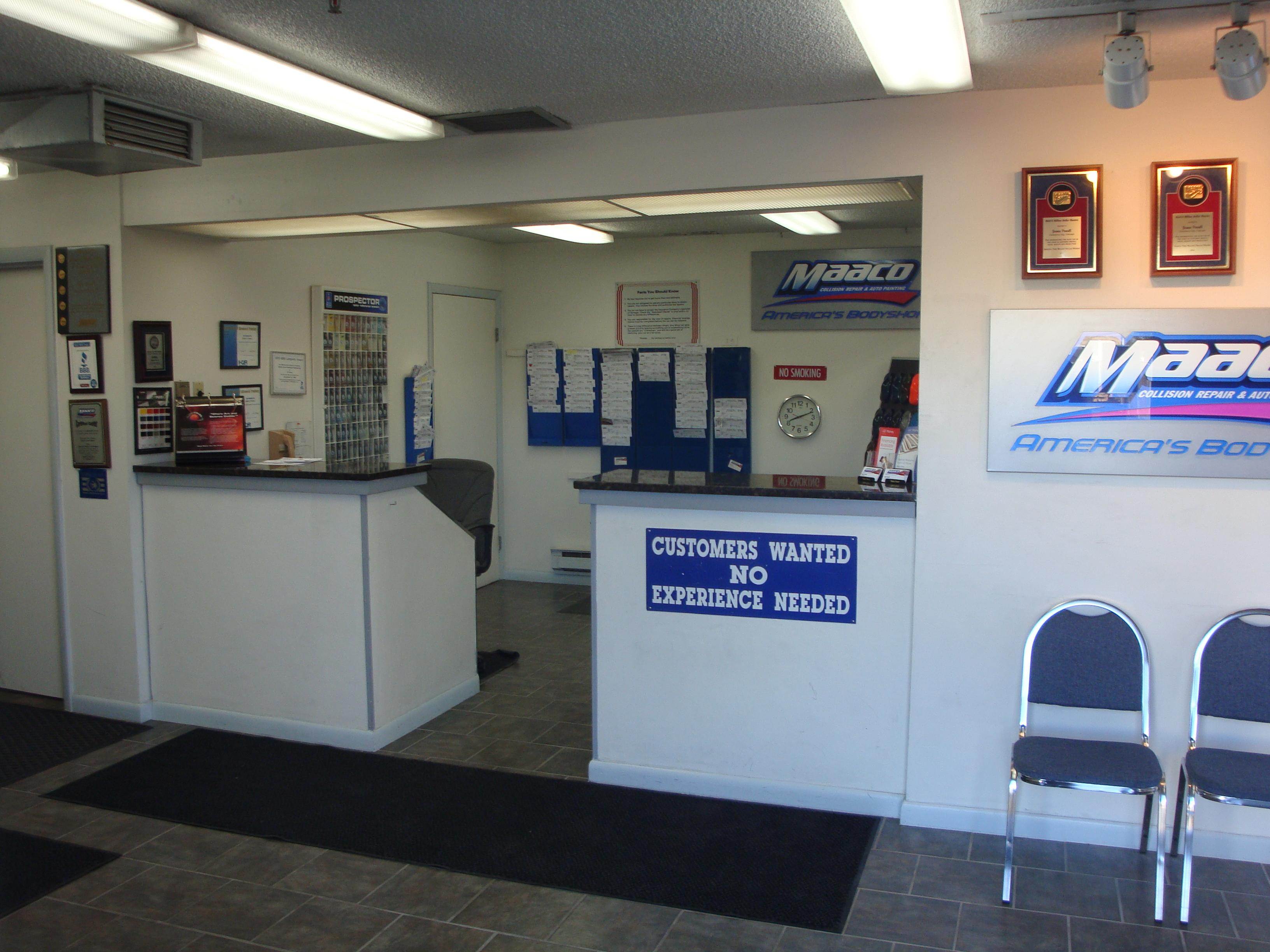 Maaco Collision Repair Auto Painting Commerce City Co