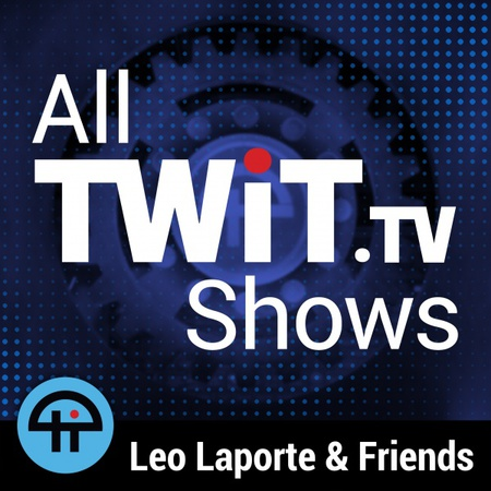 Leo Laporte brings some of the most interesting personalities in technology together to talk about the most important issues. Fun, relaxed, informative and always entertaining, count on TWiT for the best tech podcasts in the world.