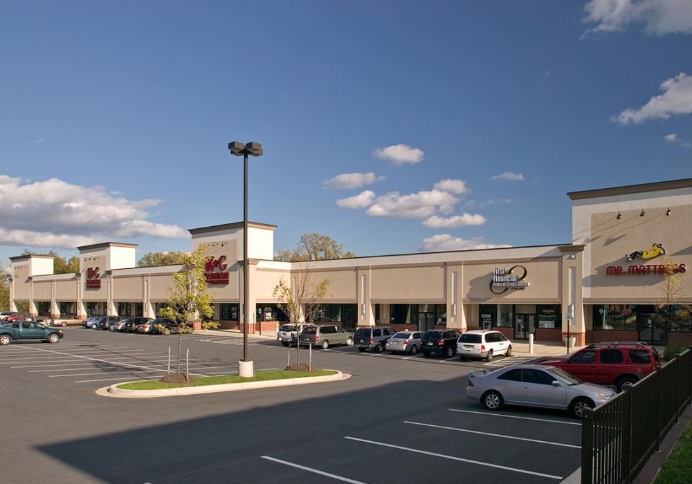 Merritt Properties - Pulaski Retail II