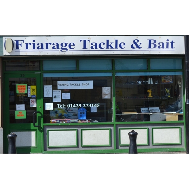Friarage Tackle & Bait Shop - Hartlepool, North Yorkshire TS24 0JX - 01429 273145 | ShowMeLocal.com