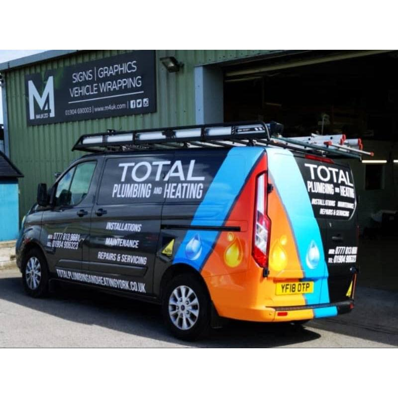 Total Plumbing & Heating - York, North Yorkshire YO24 2TQ - 07778 138681 | ShowMeLocal.com