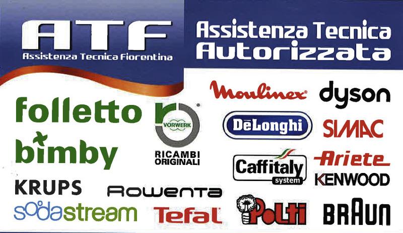 A.T.F. Scandicci - Folletto Assistenza Autorizzata