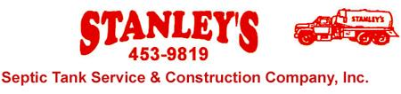 Stanley's Septic Tank Service And Construction Company Inc.