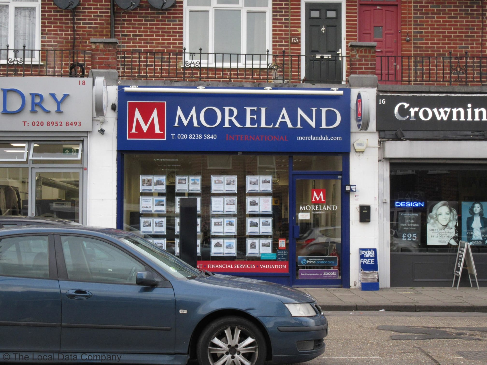Moreland International