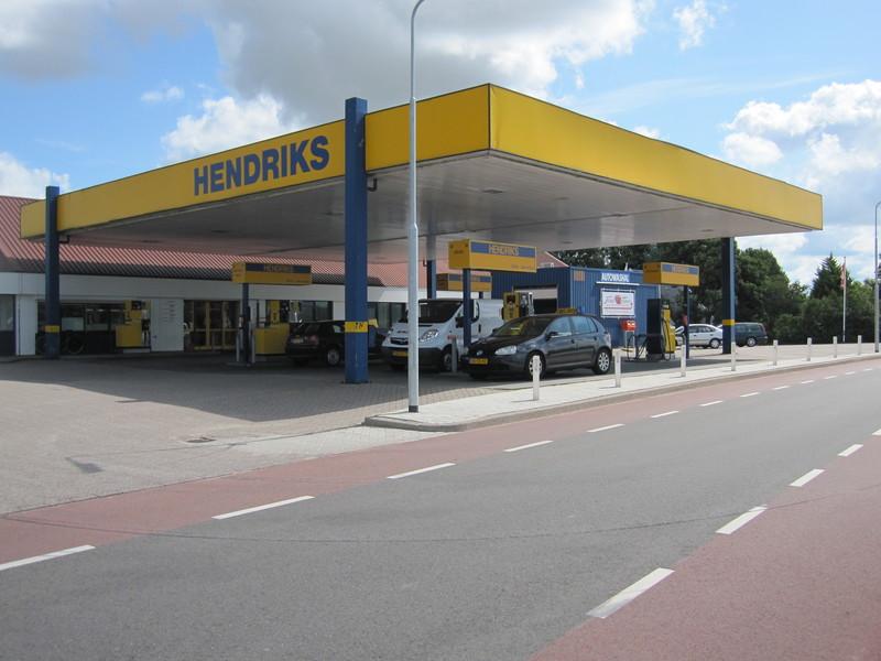 Benzine Hendriks Vijfhuizen BV
