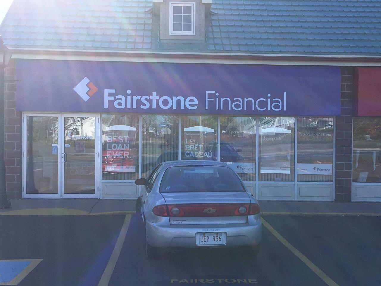 Fairstone in Moncton