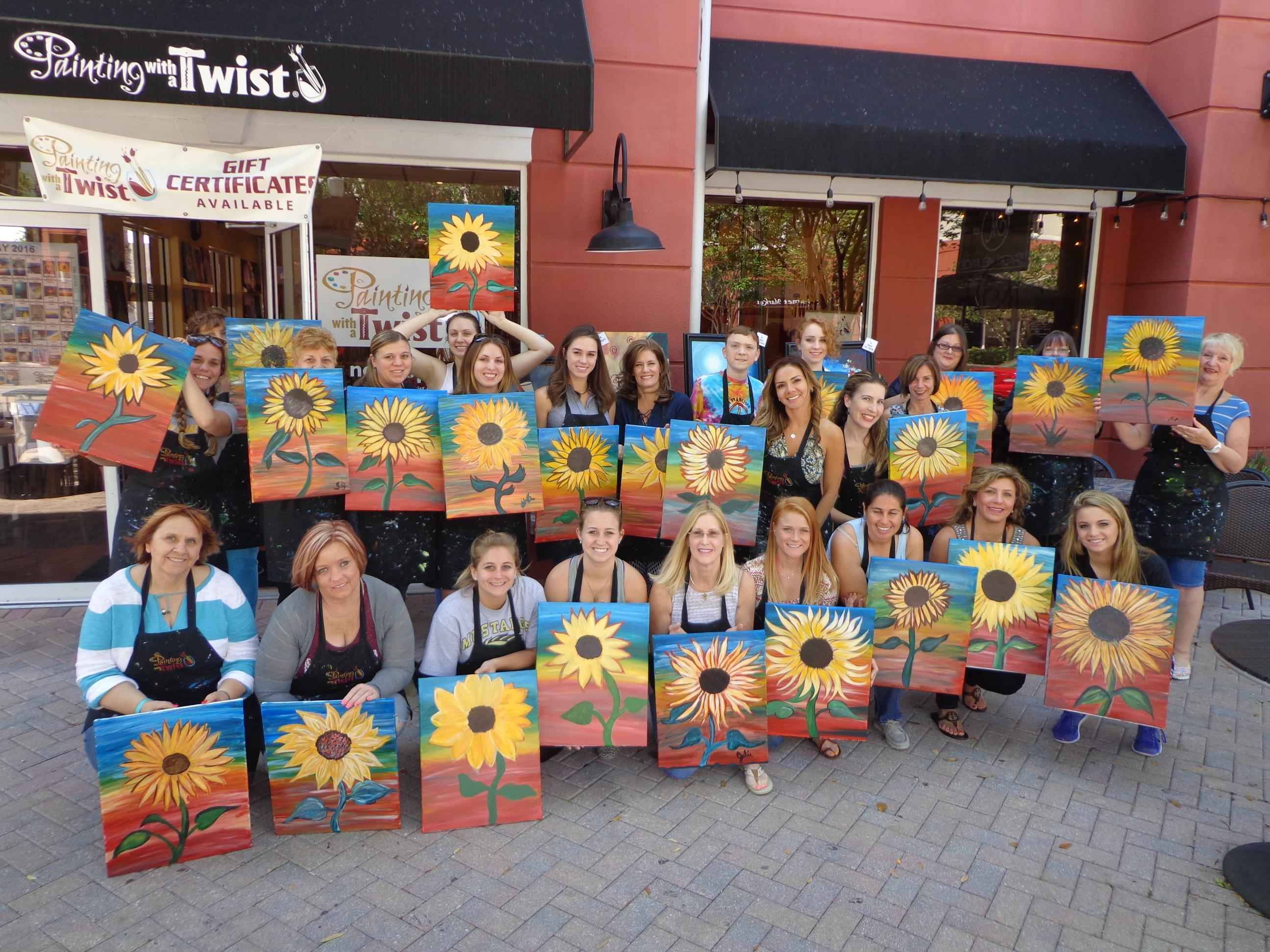 The top arts crafts shops in tampa for Michaels craft store tampa