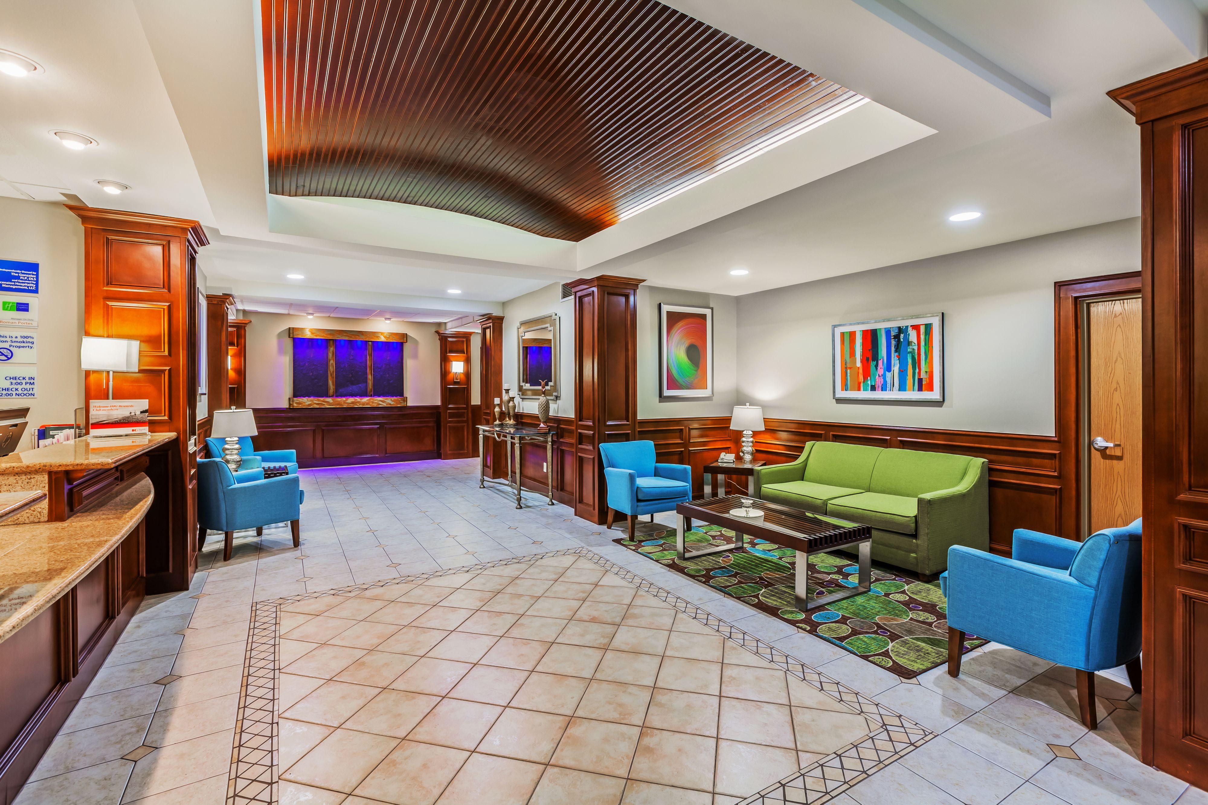 Holiday Inn Express Pharr Pharr Texas Tx