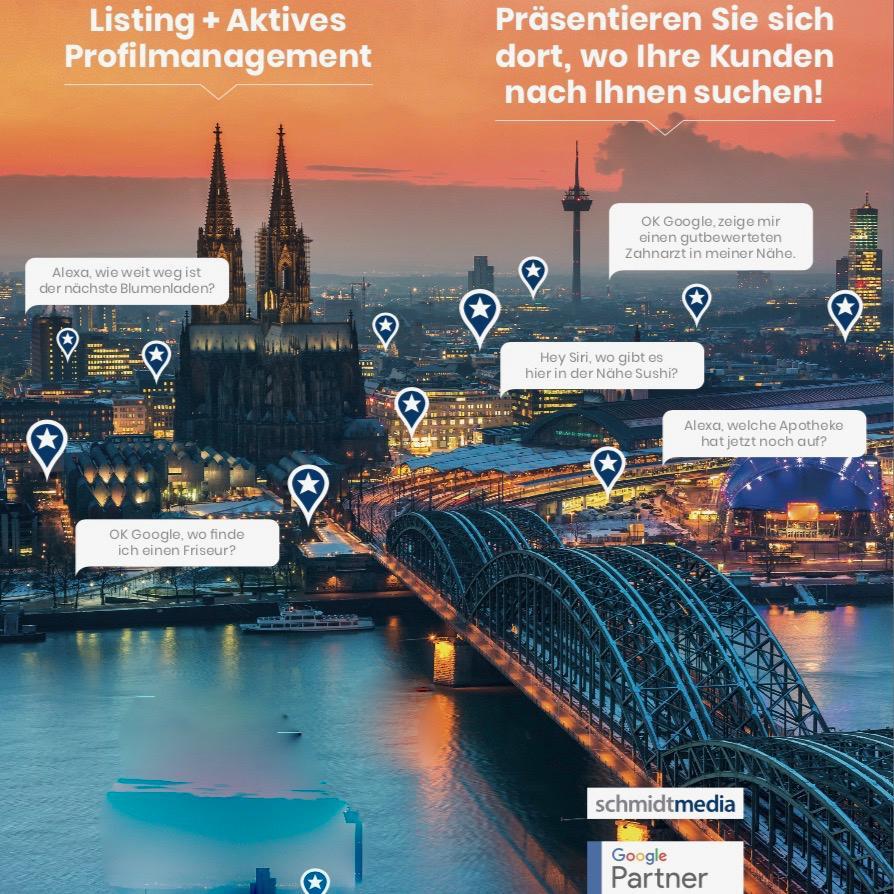 Bild zu Agentur für Internetmarketing I Profilmanagement I Webdesign Mewes-Güzel in Köln