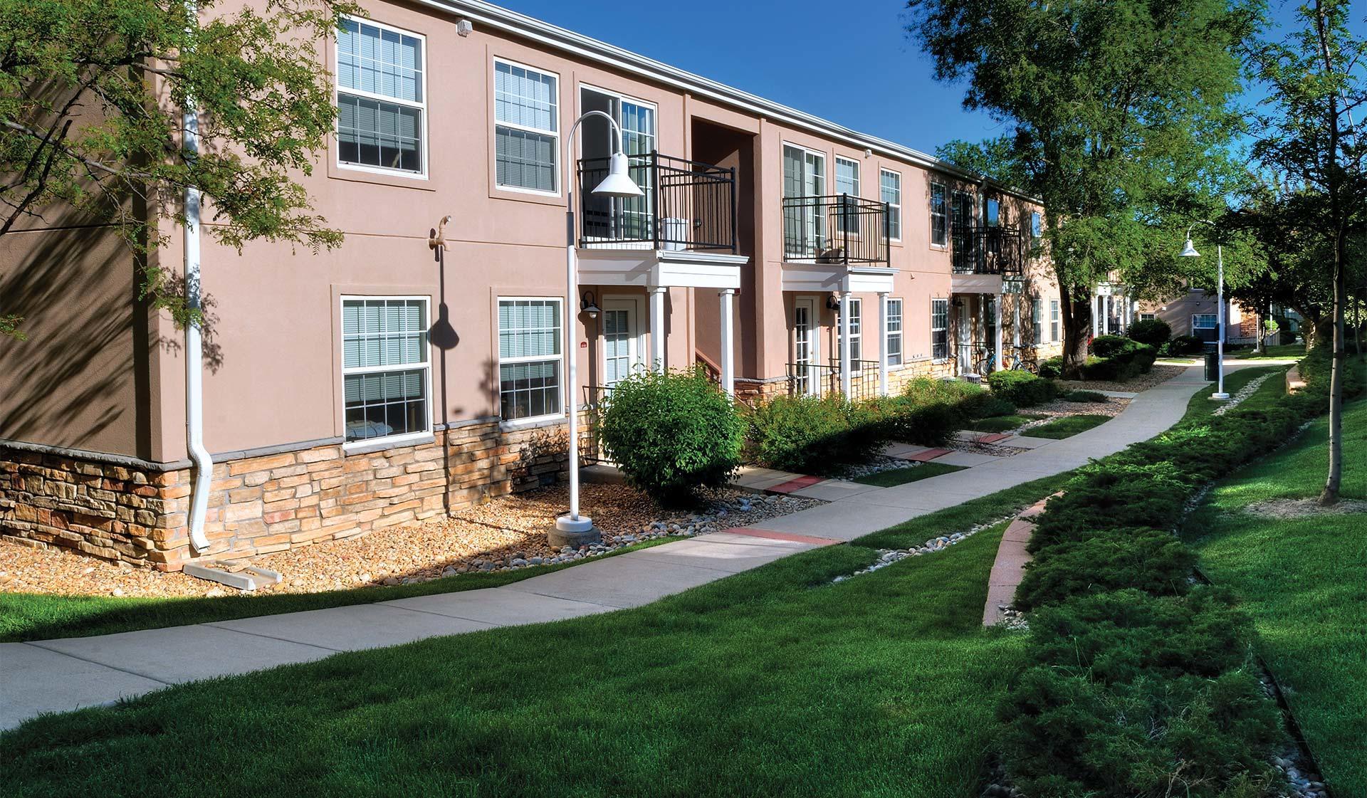 Boulder Creek Apartments Boulder Colorado Co