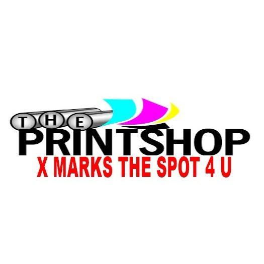 SCREEN PRINTING -X MARK THE SPOT 4 U