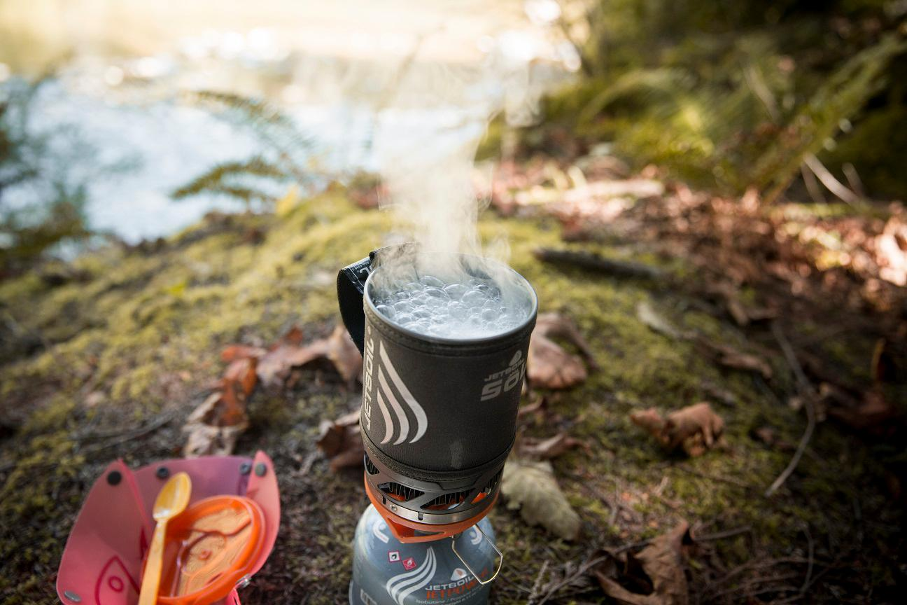 Backcountry Stoves and Water Treatment Workshop