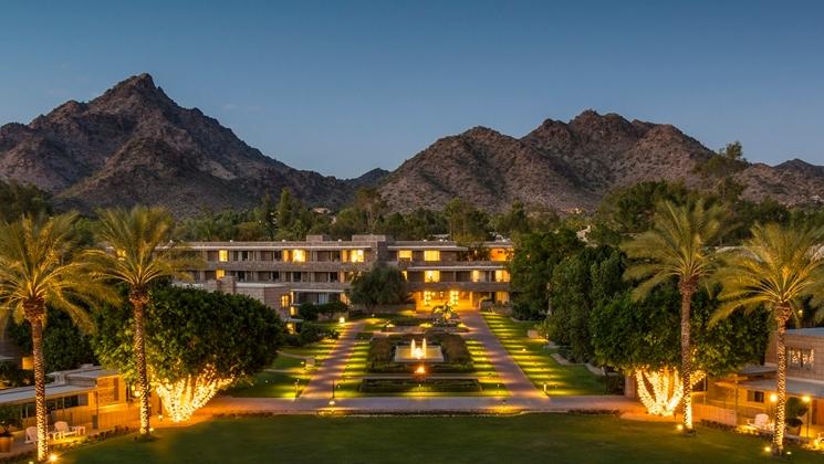 Arizona Biltmore, A Waldorf Astoria Resort, Phoenix Arizona (AZ) - LocalDatabase.com