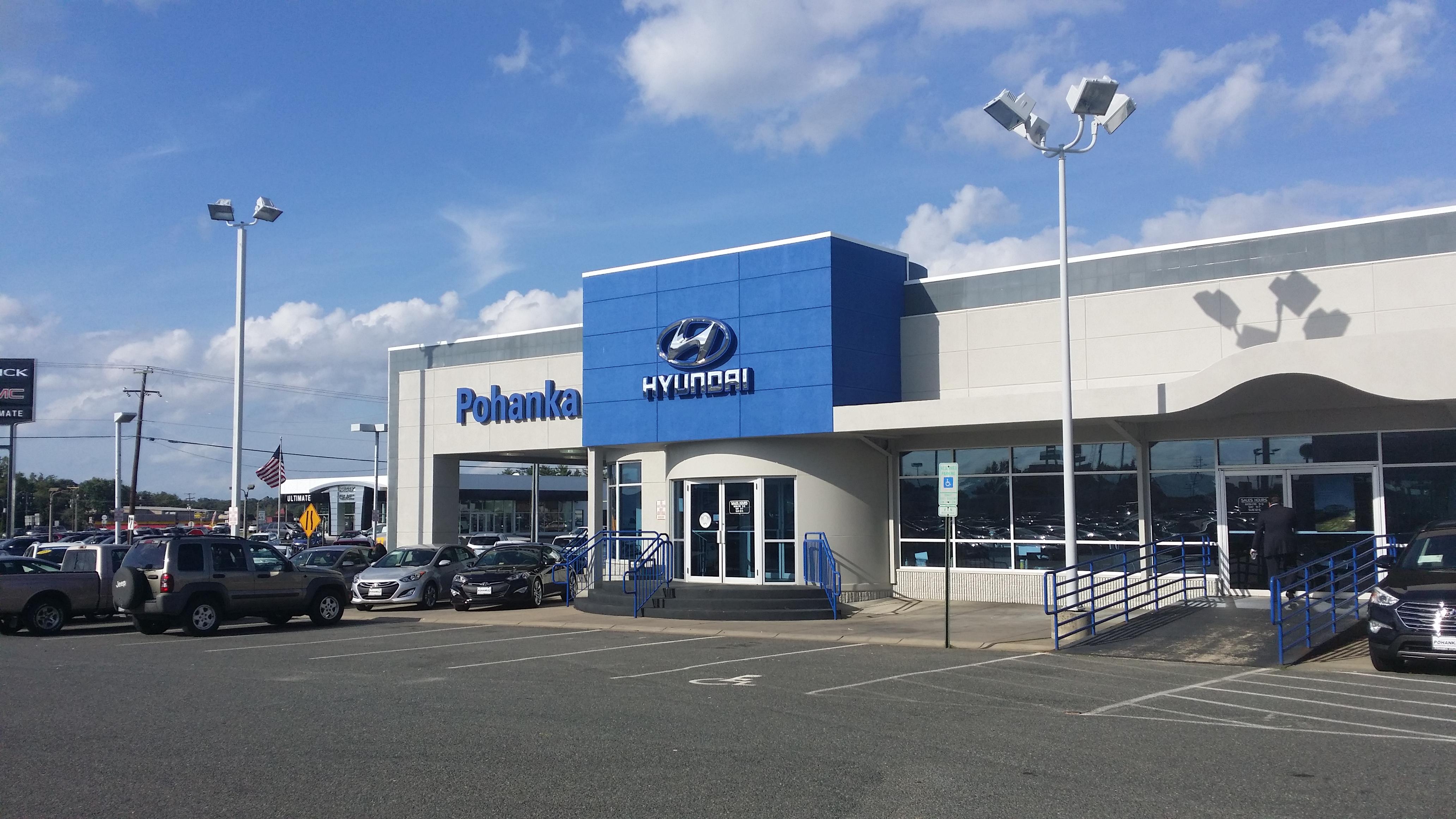 Hyundai Car Dealers In Virginia