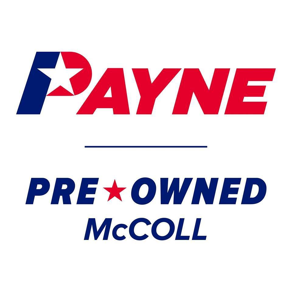 Payne PreOwned McColl