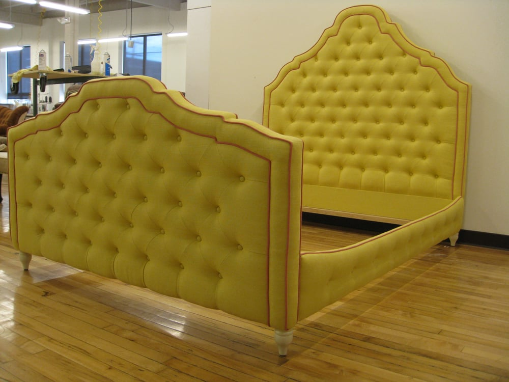 Queen Anne Upholstery And Refinishing Bellevue Washington