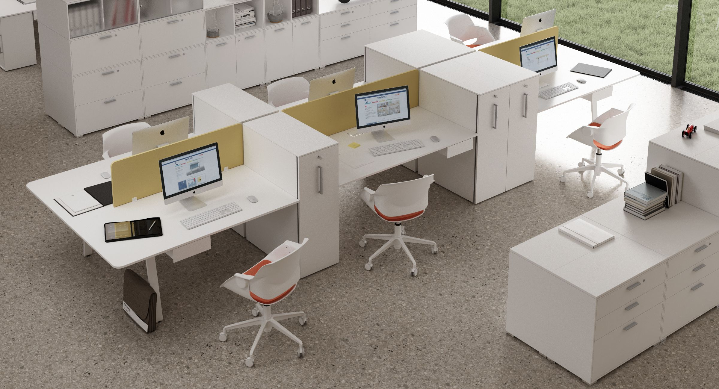 Usa office furniture warehouse miami florida fl for L furniture warehouse