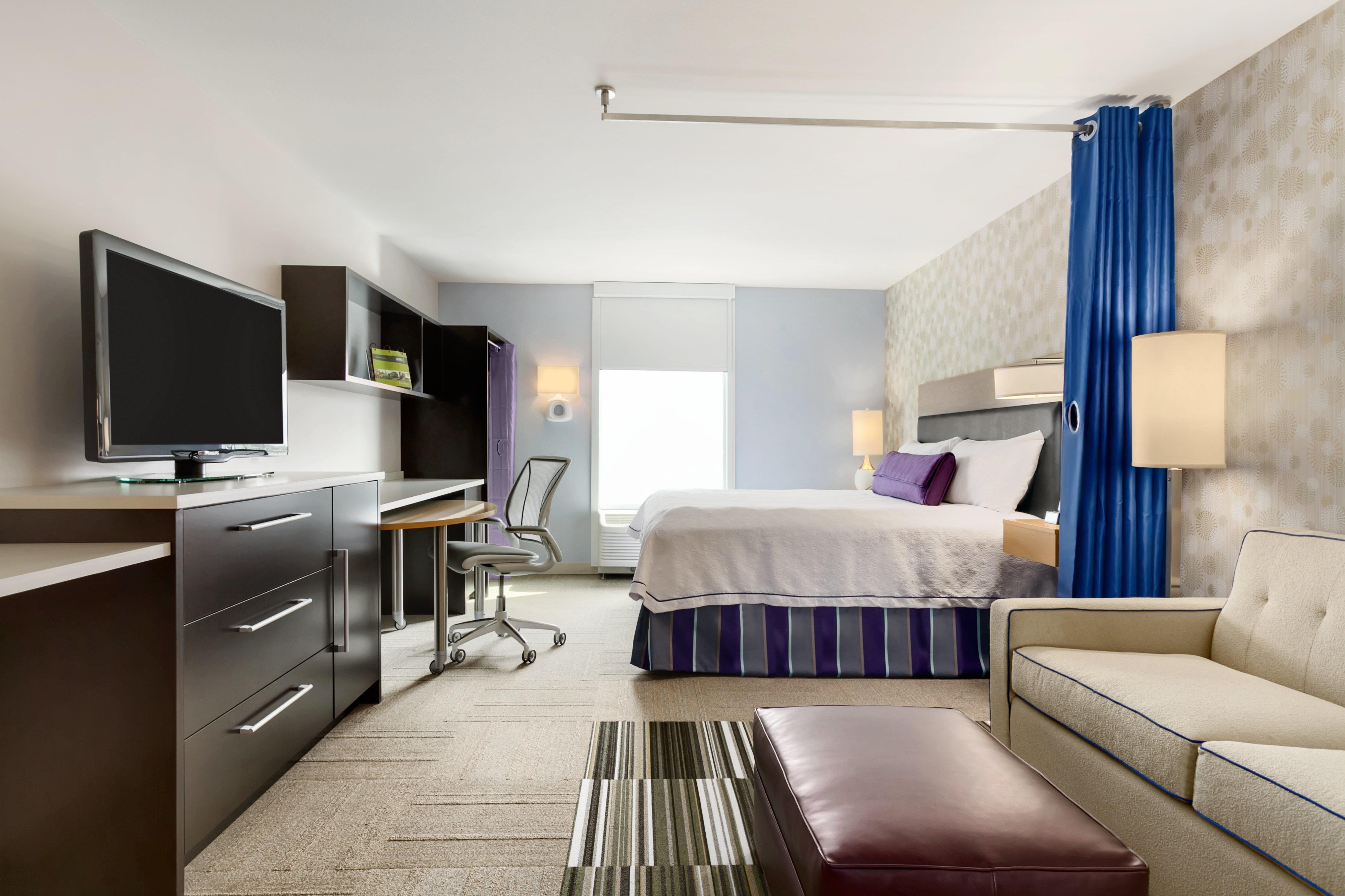 Home2 Suites By Hilton Anchorage  Midtown  Anchorage Alaska