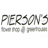 image of the Pierson's Flower Shop & Greenhouses Inc