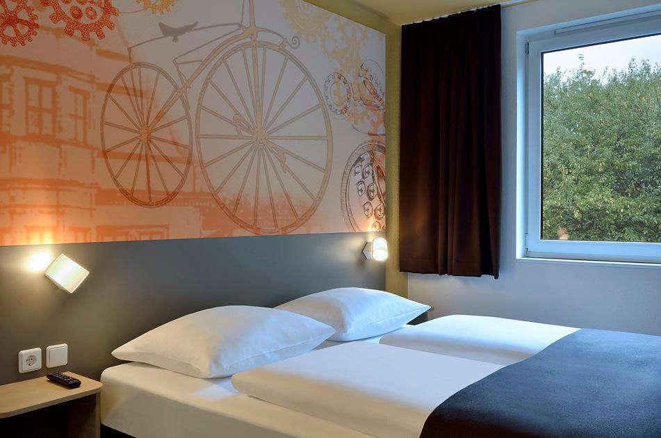 Zimmer für 1 bis 2 Personen
