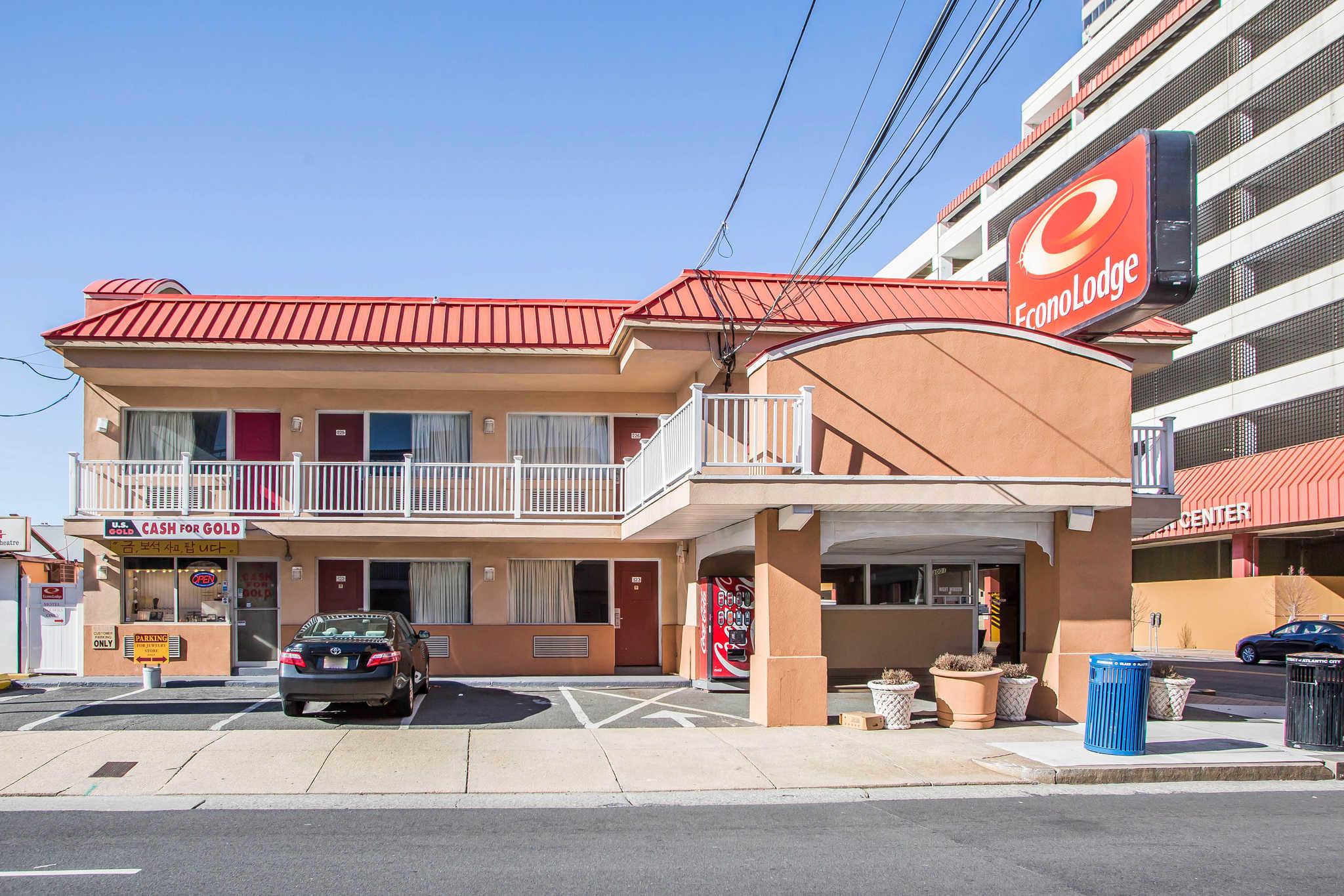 Motels Near Tropicana Atlantic City