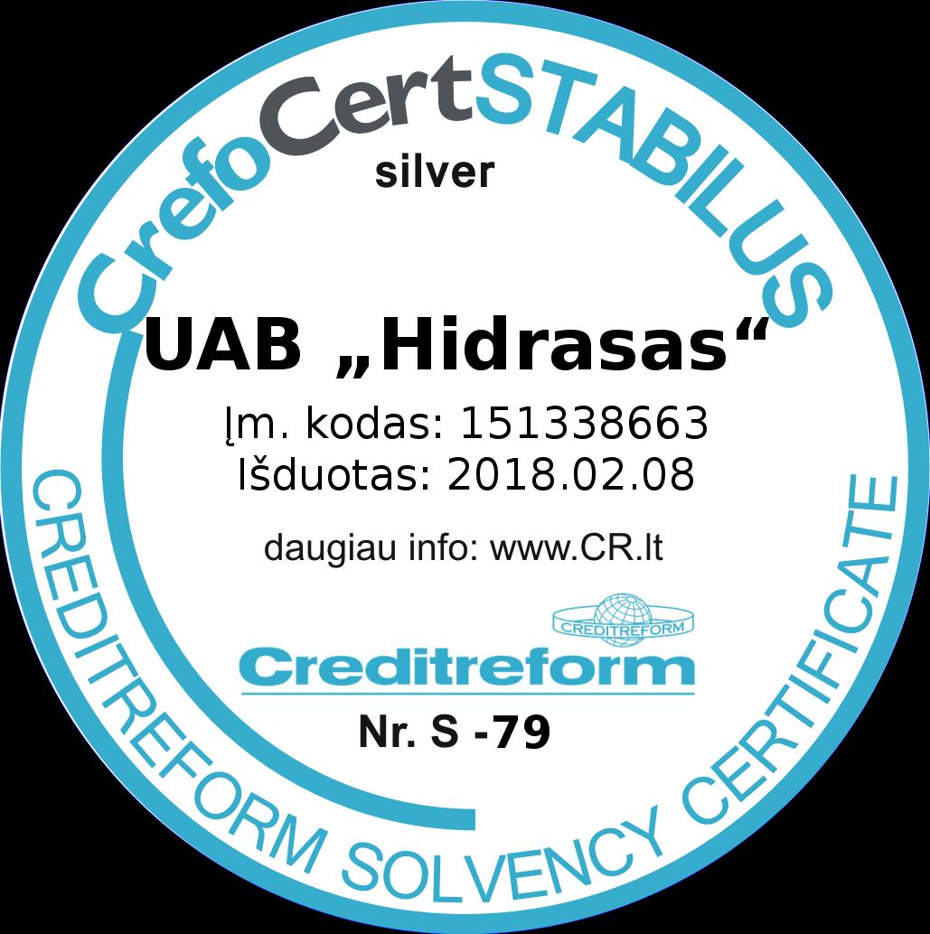 HIDRASAS, UAB