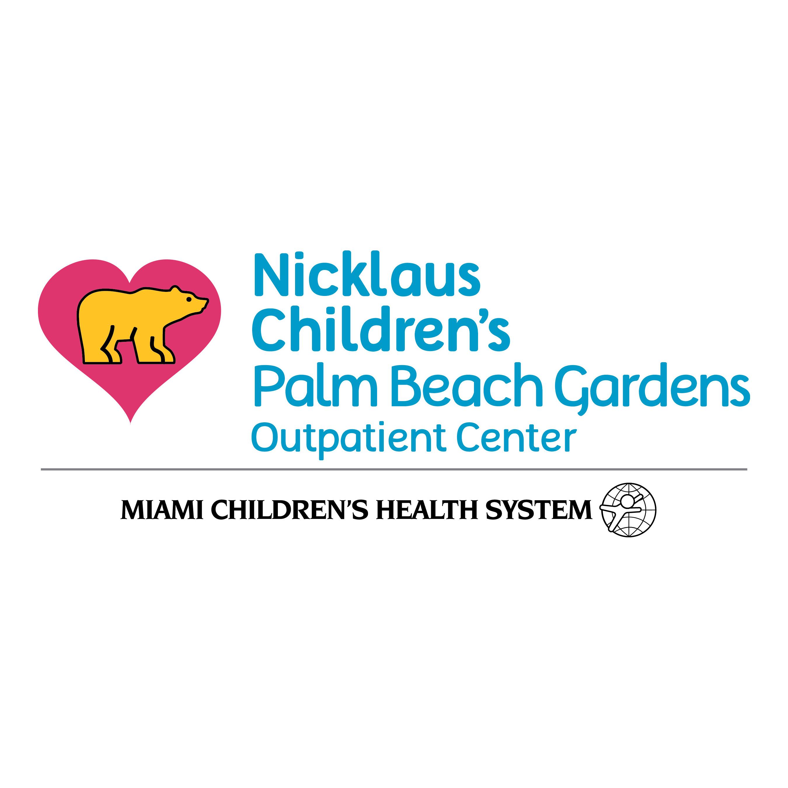 Nicklaus Children 39 S Palm Beach Gardens Outpatient Center In Palm Beach Gardens Fl 33410