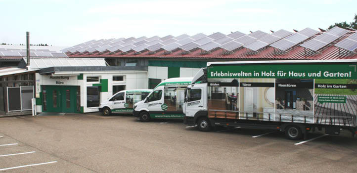 Hans Kleiner Holzfachmarkt GmbH