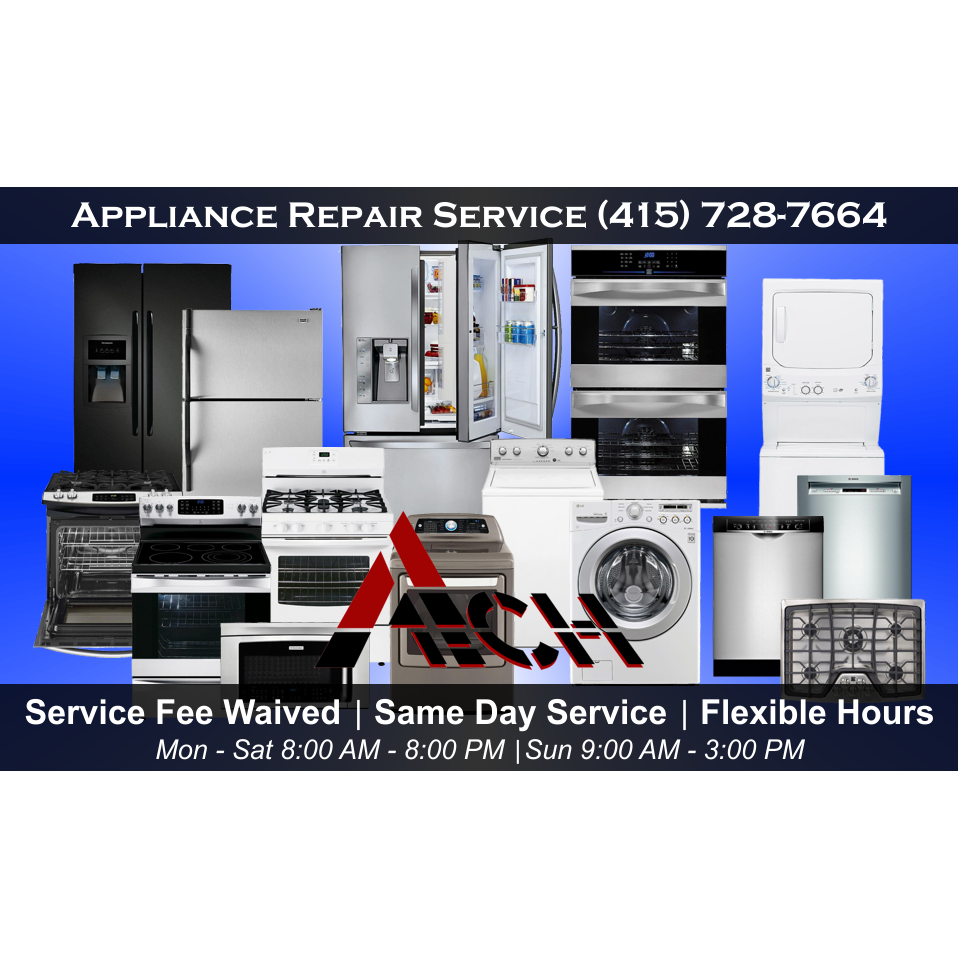 Atech Appliance Technician Repair & Service