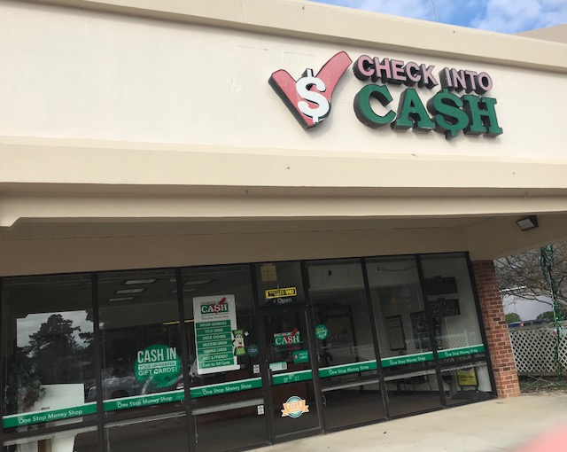Check Into Cash is a financial services retailer with more than 1, stores in 30 states. The company was founded in by W. Allan Jones in Cleveland, Tennessee, where the .