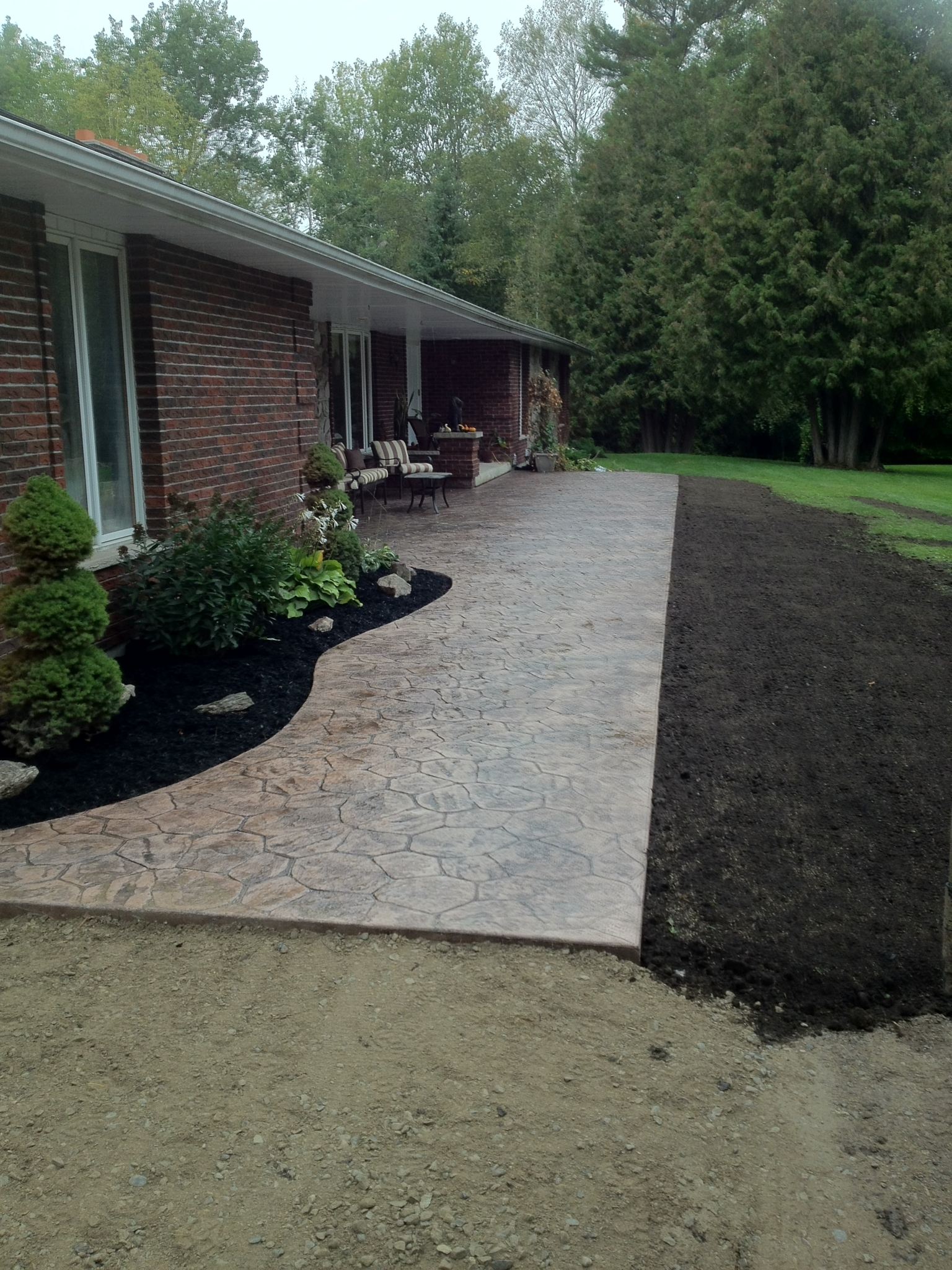 Deep Green Lawn Care & Landscaping
