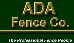 Ada Fence Co Inc