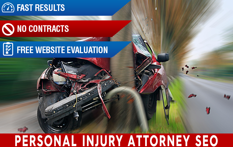 Personal Injury Attorney SEO