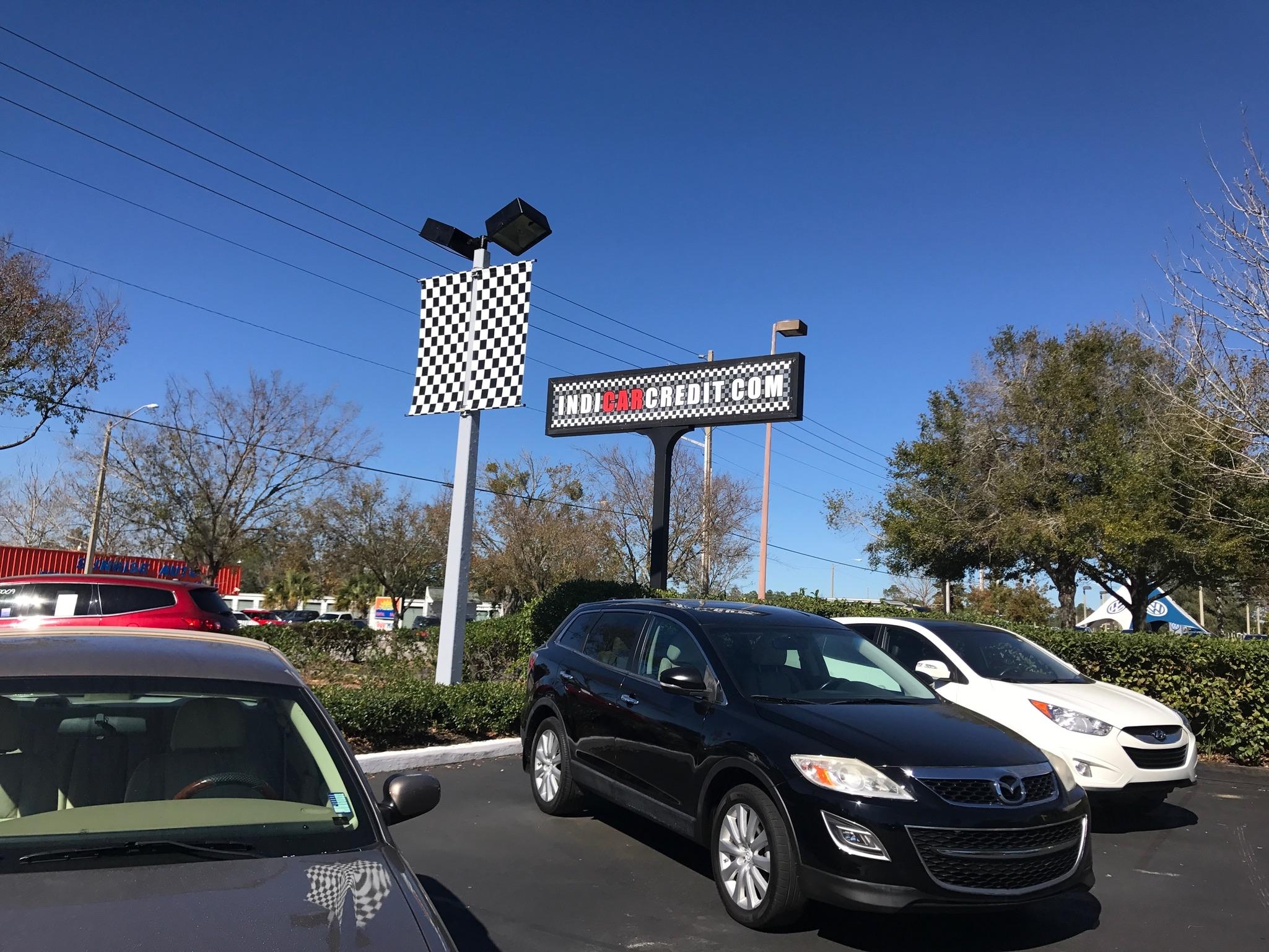 Indi car credit in gainesville fl 32609 for Tomlinson motors gainesville florida
