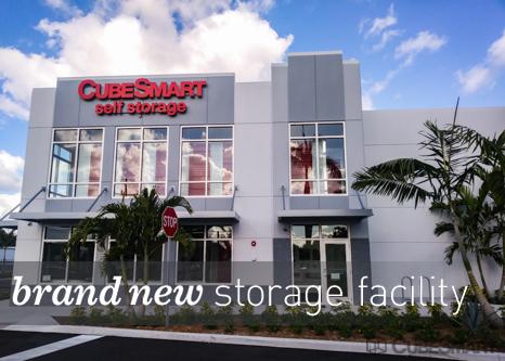 CubeSmart Self Storage - Delray Beach, FL 33444 - (561)270-4150   ShowMeLocal.com