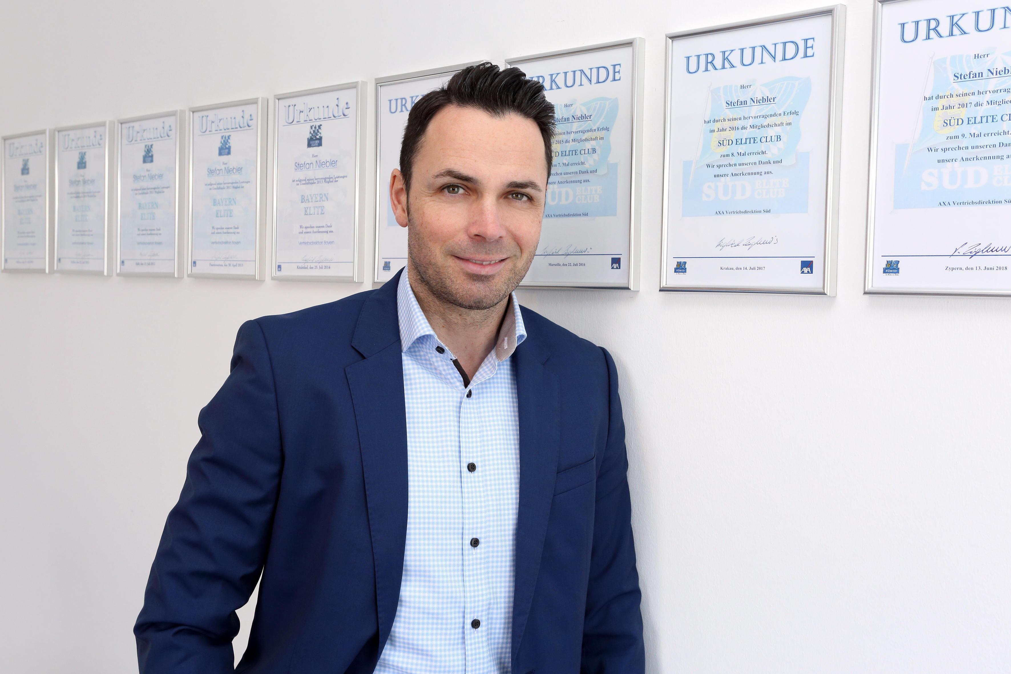 Stefan Niebler - Agenturinhaber