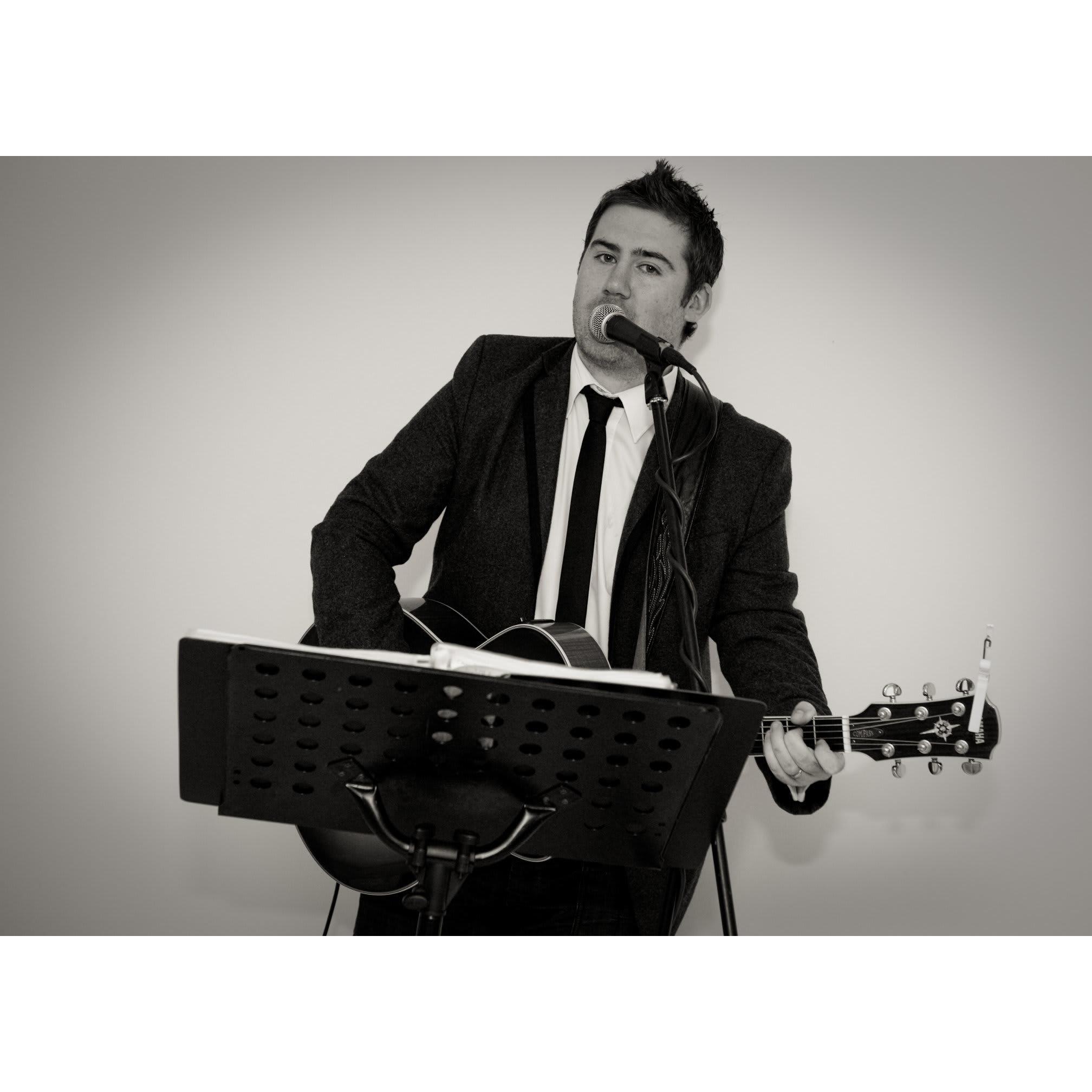 Jamie McGuire Musician