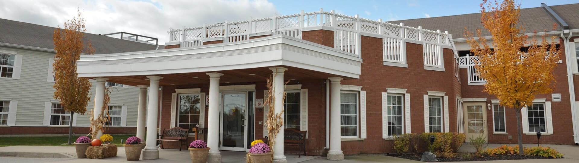 Revera Winbourne Park Long Term Care Home
