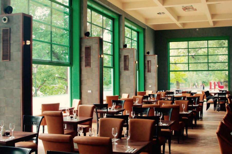 Art Restaurant Mánes