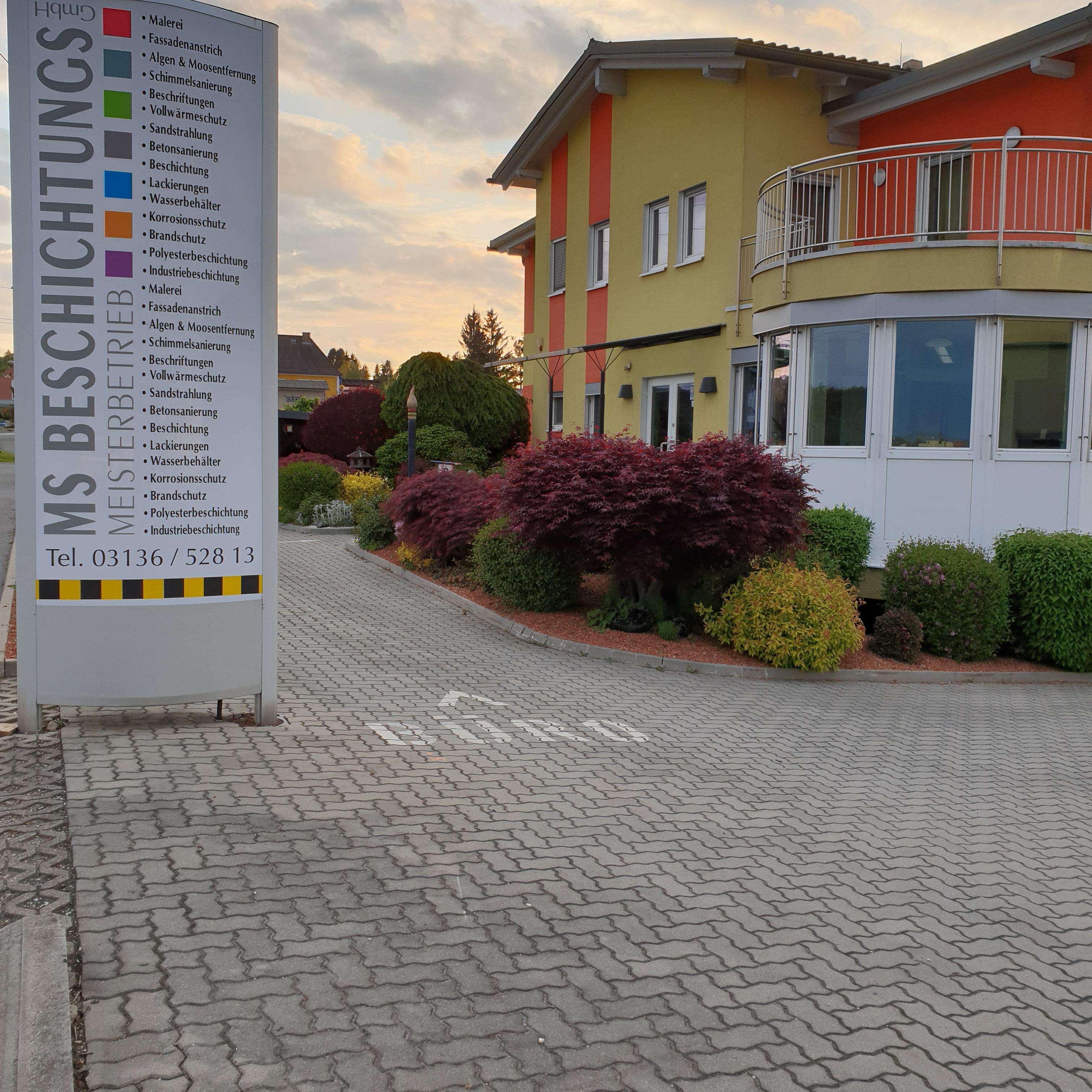 MS Beschichtungs GmbH