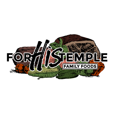 For His Temple Family Foods