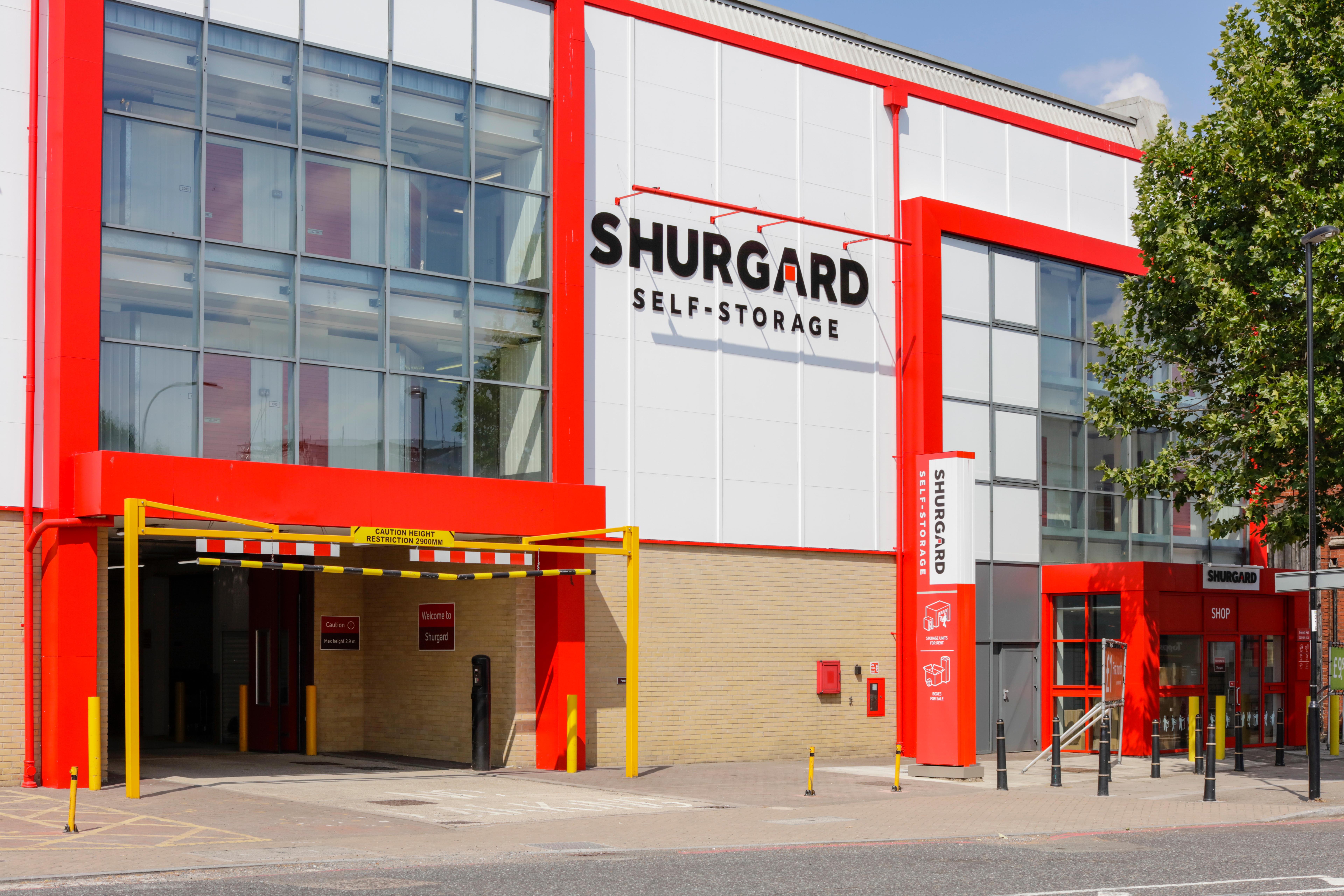 Shurgard Self-Storage Forest Hill