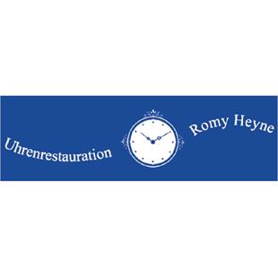 Uhrmacherin Romy Heyne