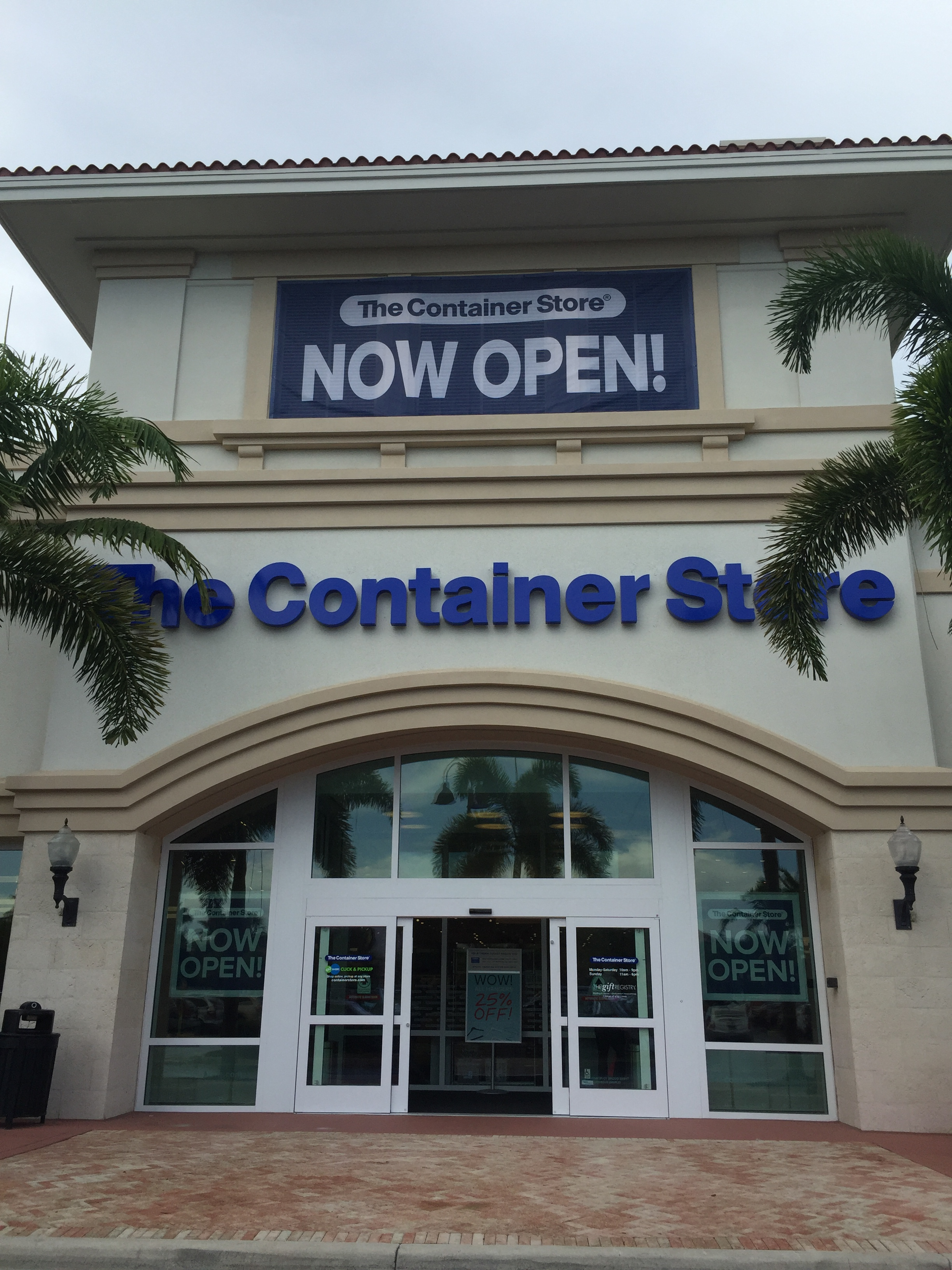 the container store in palm beach gardens fl 33410