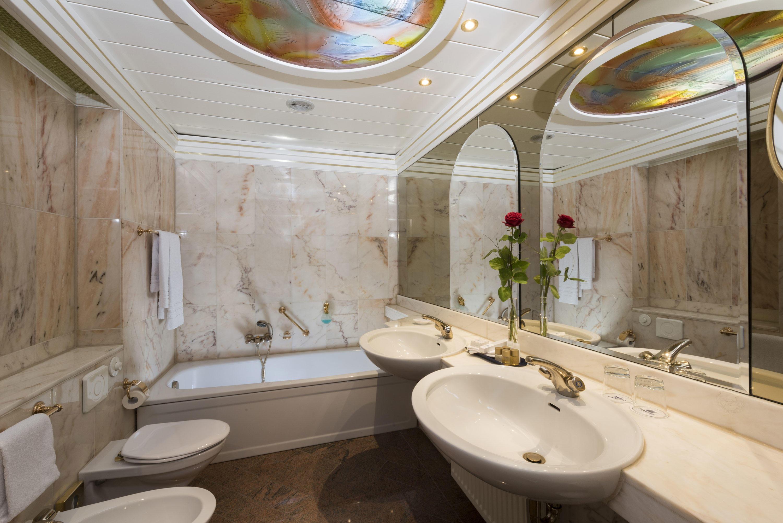 Wintergarten Suite Badezimmer