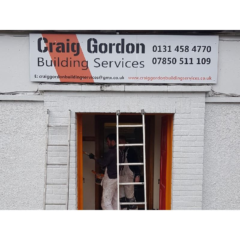 Craig Gordon Building Services Ltd