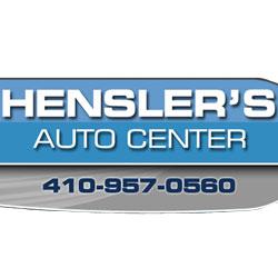 Hensler's Auto Center