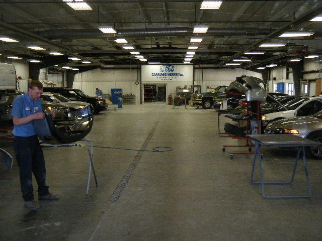 Carriage Werkes Inc image 1