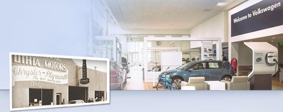 Lithia Medford Volkswagen In Medford Or Auto Dealers